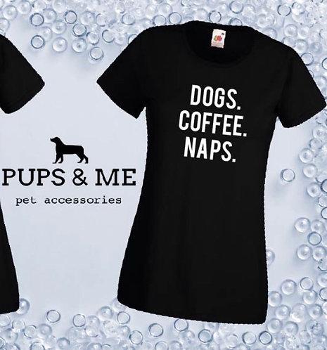 Dogs, Coffee, Naps.
