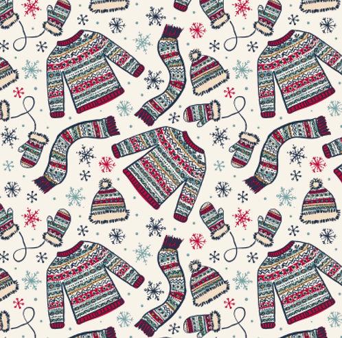 Winter Sweaters & Mittens