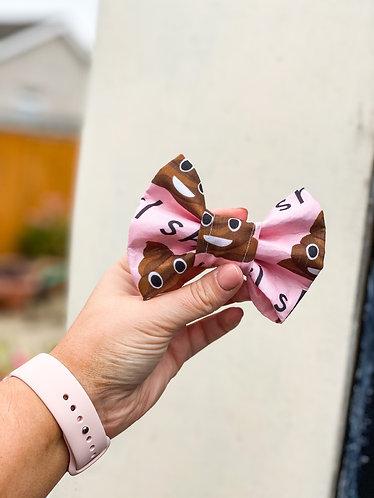 Lil Sh*t  Pink Bow tie