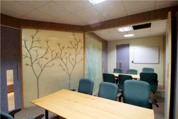 nestle small meeting rooms
