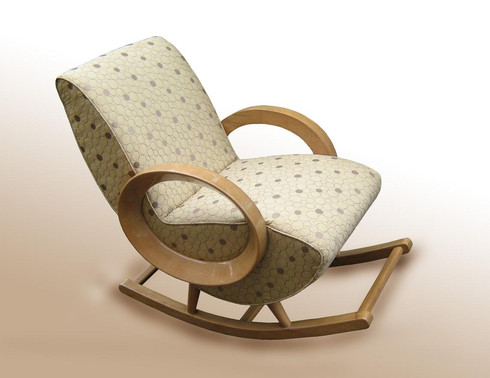 Rocking chair made to order