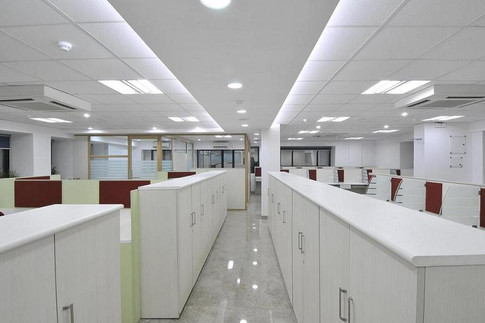 Custom made storages at L&T Finance