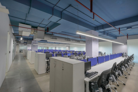 Workstations at Netscribes