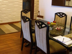 Dining area at South City
