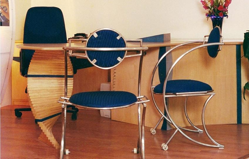 Sales desk at Modi Telstra