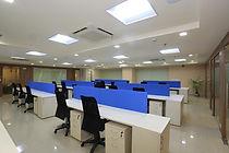 Modular furniture at Nippon Steel Engineering
