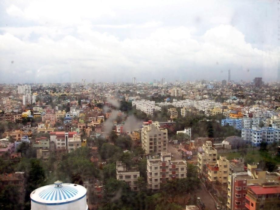 View from the Office at Kolkata
