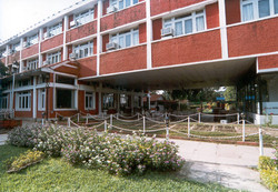Tollygunge Club new building