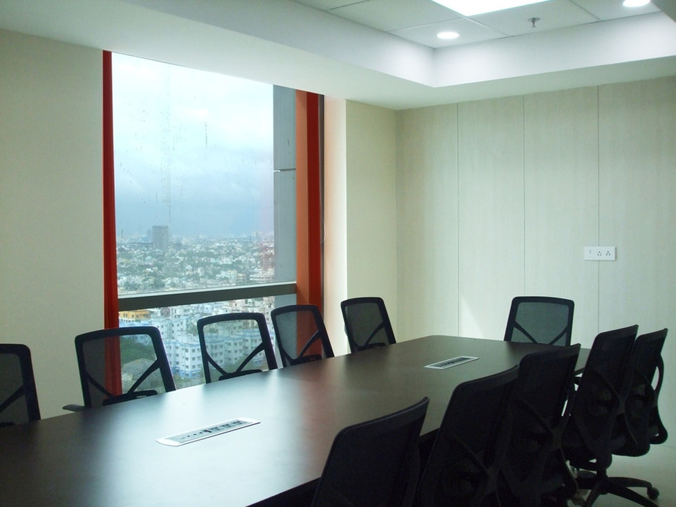 Volvo Eicher discussion room