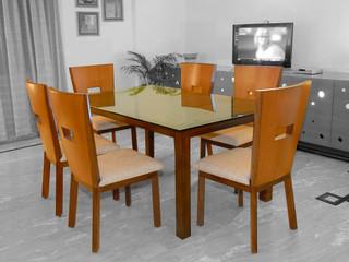 Tata Hitachi dining