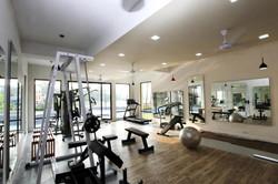 Upohar - gym