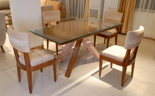 Dining table for Tata Motors