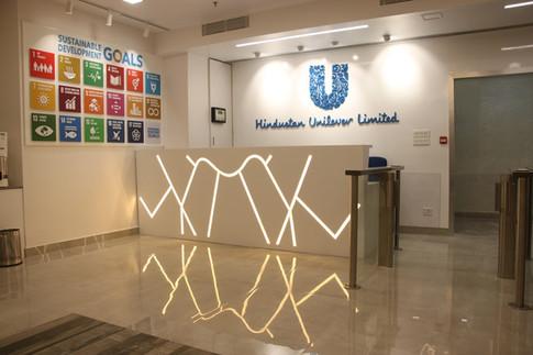 Unilever reception at Kolkata