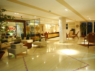City Center One - Residents' Lounge