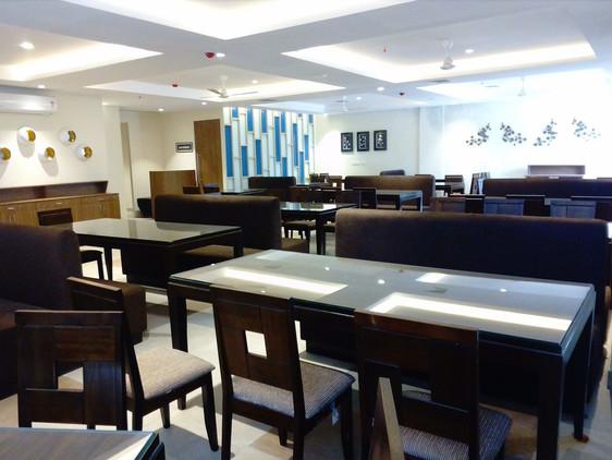 Restaurant at Club Odyssey