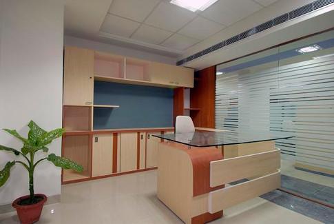 Manager's room at Reckitt Benckiser