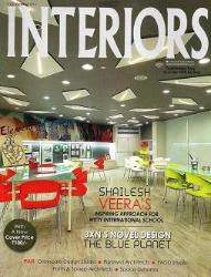Society Interiors story about Brotherhood office by Designers Guild Kolkata