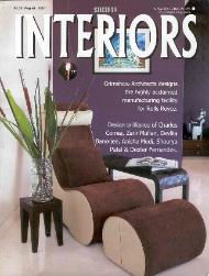 Society Interiors Auguat 2007 about Royal Touch