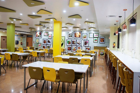 Hind Unilever Cafeteria