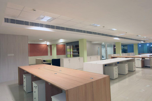 Workstations at ABP