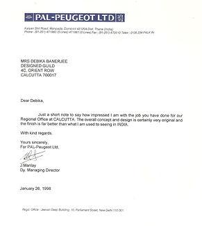Peugeot appreciation