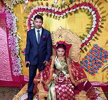 Dipak + Bandana Mondal
