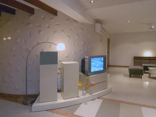 Tata Motors - living area