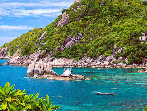 Discover the less known places of Koh Tao.