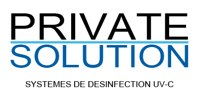 logo private solution désinfection UV-C