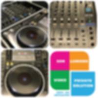 Location régie DJ Pioneer nexus 2 CDJ2000NEXUS2 CDJ2000NXS2 DJM900NXS2 DJM900NEXUS2
