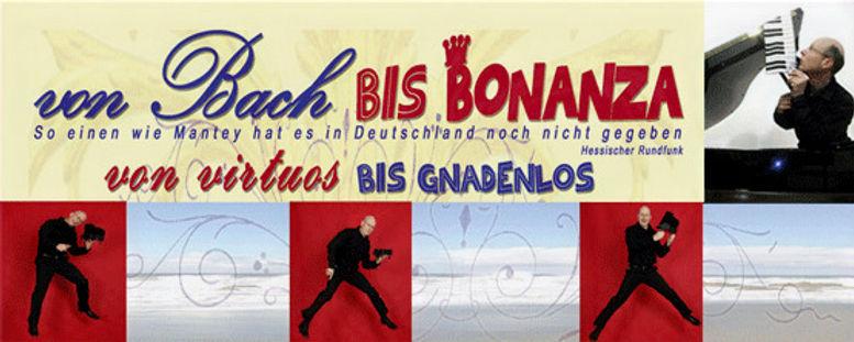 Von Bach bis Bonanza-Banner