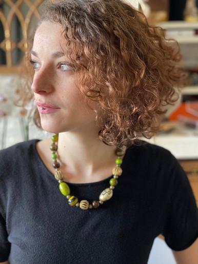 Solène Rolland, la créatrice.
