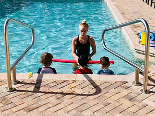 Swim Instructor and owner