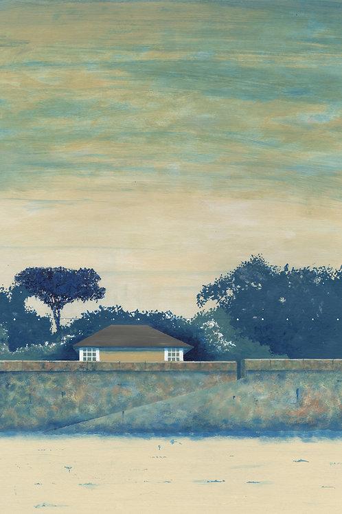 'Millbrook Way' Limited Edition Giclee Print 30cm x 42.5cm