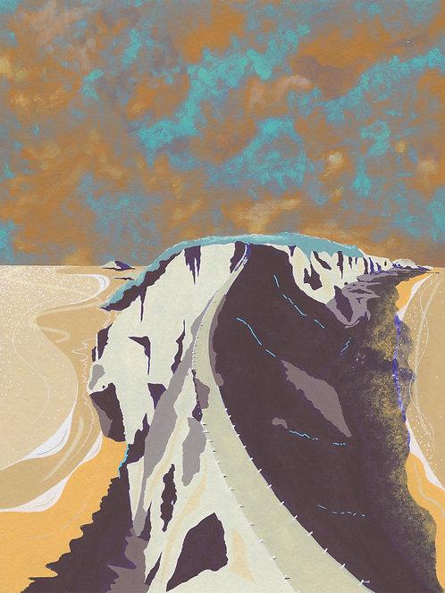 'Sark' Limited Edition Giclee Print 30cm x 40cm