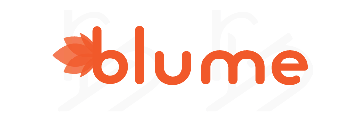 Blume Logo Option 1