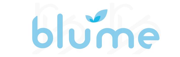 Blume Logo Option 2
