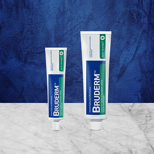 BRUDERM (Bruise removal gel)★