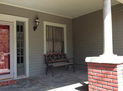 Historic Porch Before