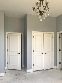 Interior Trim and Walls