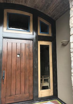 Multi-tone Door