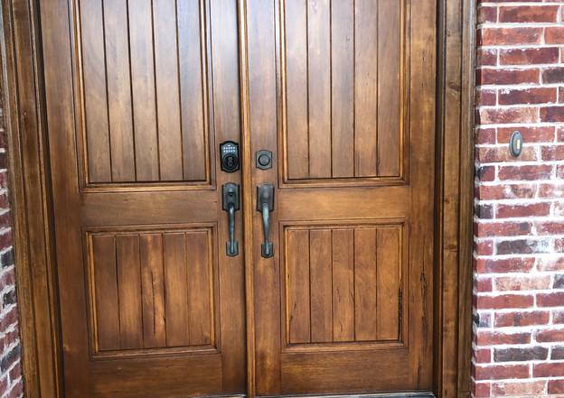Natural Doors