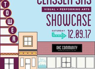 Classen SAS Showcase on Dec. 9th