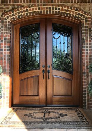 Stained Door 2