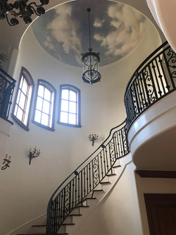 High Ceilings and Details