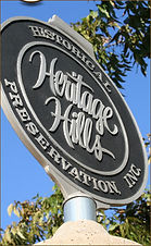 Click to learn about the annual Heritage Hills Historic Homes Tour