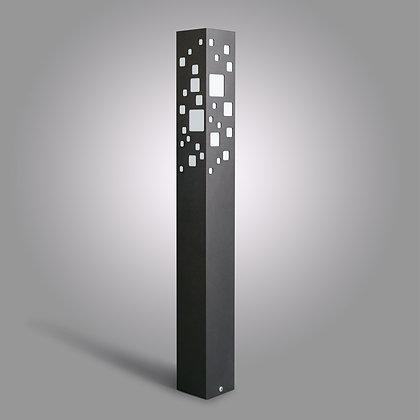 Уличный светодиодный светильник Tower GC-700 темно-серого цвета