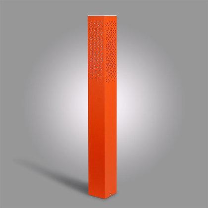 Уличный светодиодный светильник Matrix OC-700 оранжевого цвета