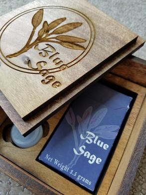 Custom Wood Package