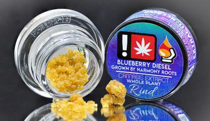 Blueberry Diesel RIND